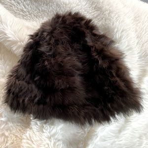 Genuine Mink Hat/Beanie